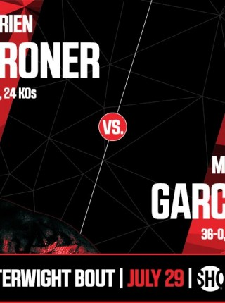 Broner vs Garcia