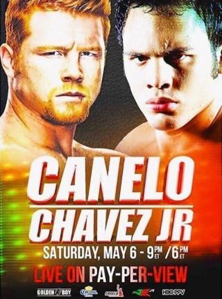Canelo vs Chavez