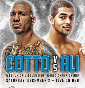 Cotto vs Ali