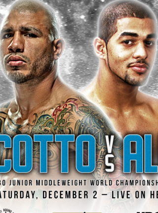Cotto vs Ali