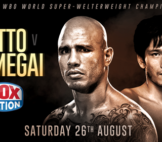 Cotto vs Kamegai