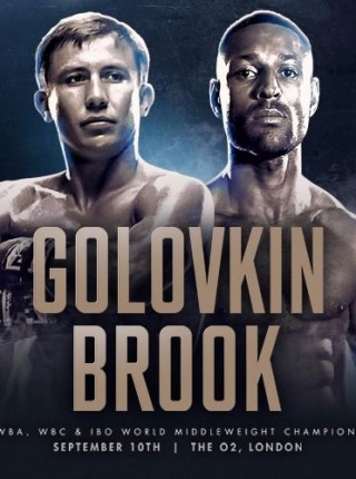 Golovkin vs Brook