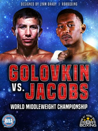 Golovkin vs Jacobs