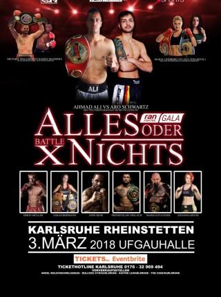 Gottwald Boxing Show