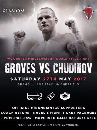 Groves vs Chudinov