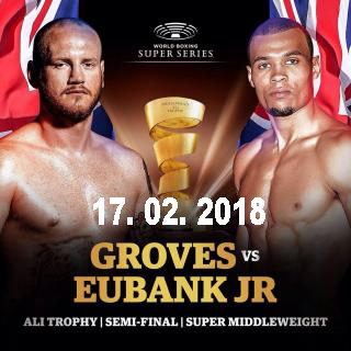 Groves vs Eubank