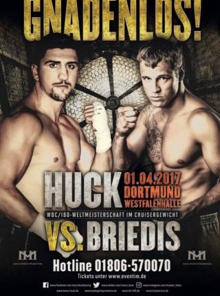 Huck Poster