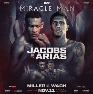 Jacobs vs Arias