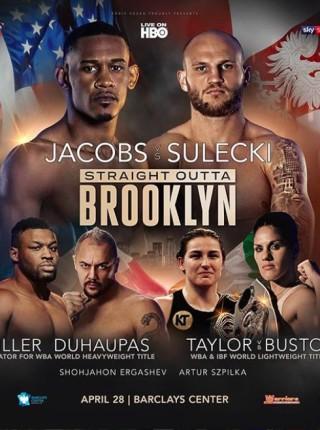 Jacobs vs Sulecki