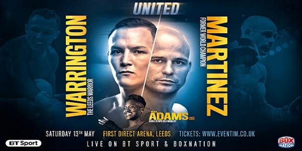Josh-Warrington-v-Kiko-Martinez