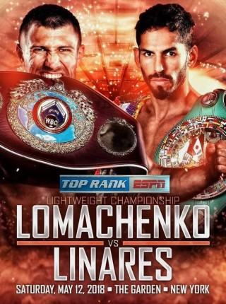 Lomachenko vs Linares 3