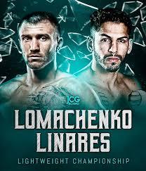Lomachenko vs Linares
