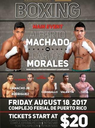 Machado-vs-Morales-Poster