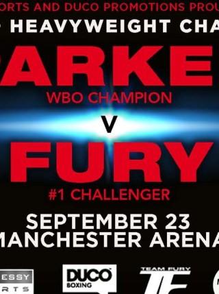 Parker-Fury