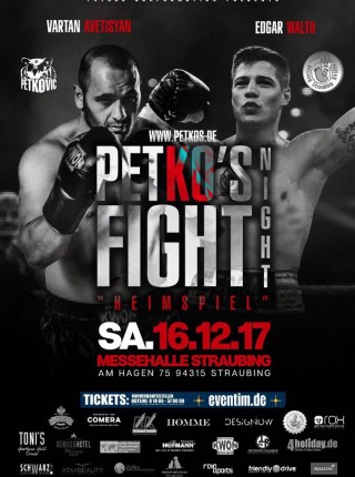 Petkos Fight Night