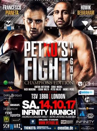 Petkos FightNight