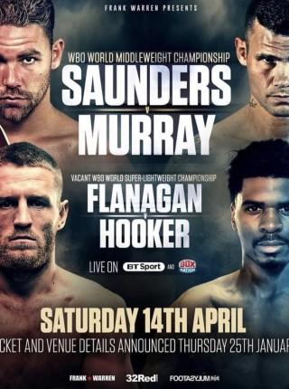 Saunders vs Murray