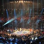 Foto Boxveranstaltung