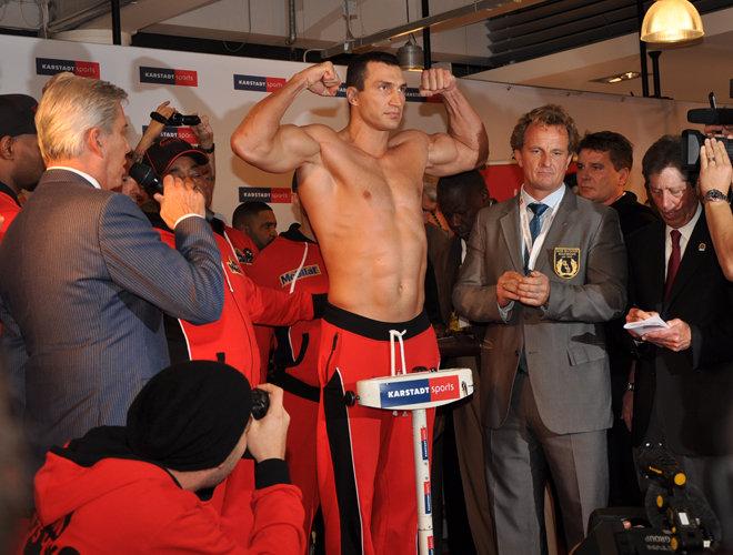 Boxer Gewichtsklassen
