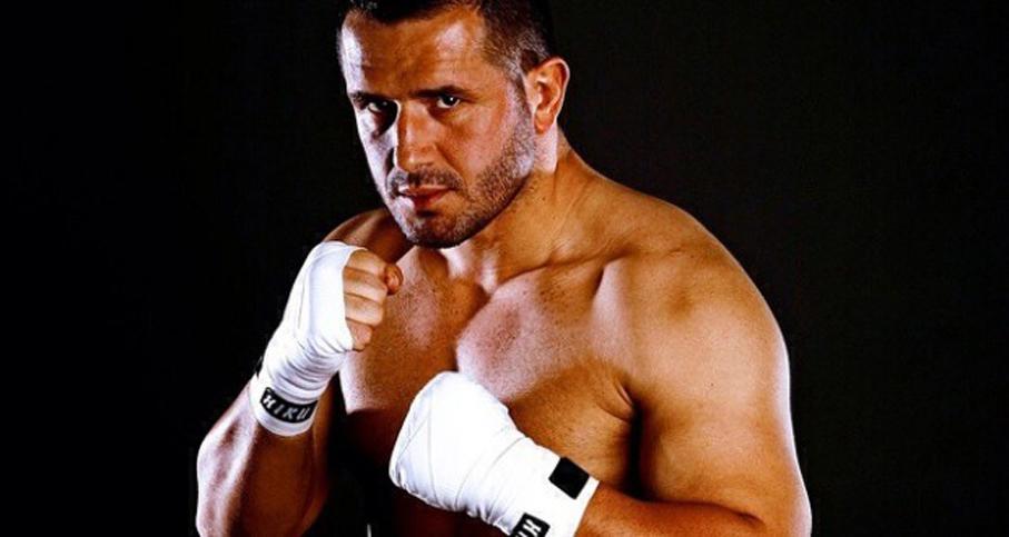 Nuri Seferi / Foto: EC Boxing