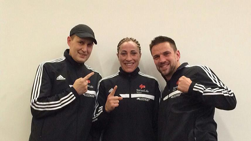 Verdiente WM-Chance für Lucia Morelli