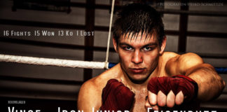 Vincent Feigenbutz - Iron Junior