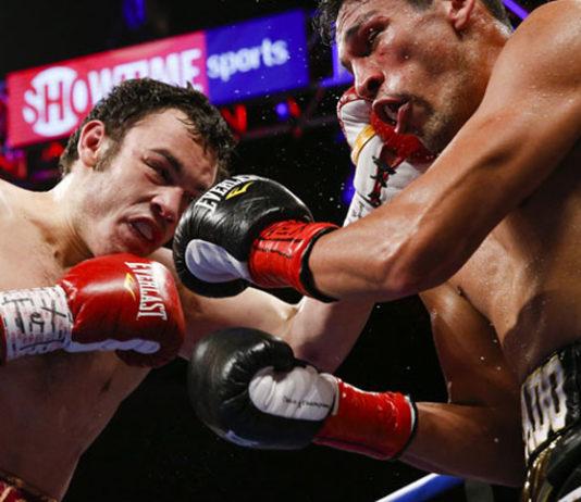 Julio Cesar Chavez Jr. gegen Marco Reyes