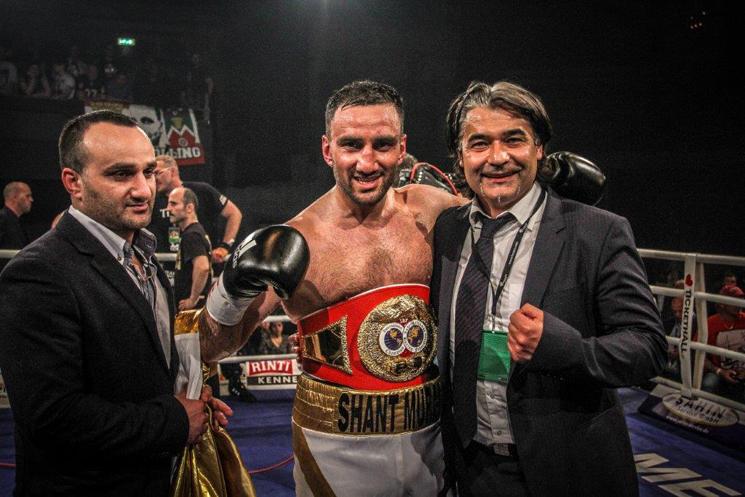 Karo Murat / Foto: EC Boxing