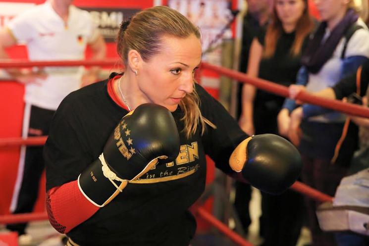 Ramona Kühne / Foto: SES Team-P. Gercke