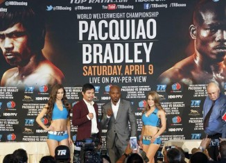 Manny Pacquiao vs. Timothy Bradley