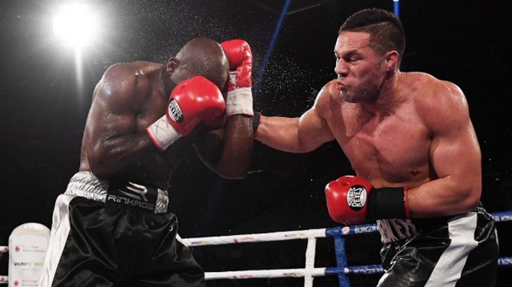 Joseph Parker gegen Carlos Takam