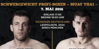 Keta`s Fight Gala am 7. Mai