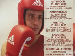 Internationale Deutsche Meisterschaft der Jugend U19
