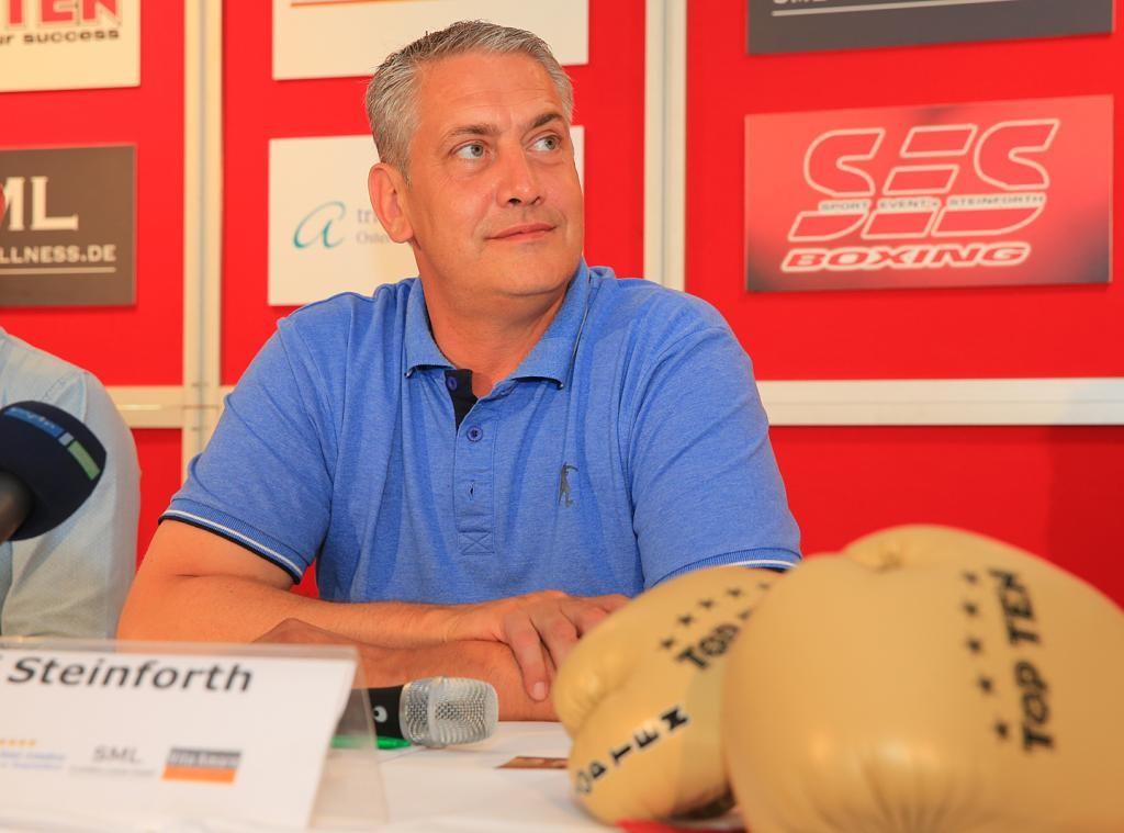 Ulf Steinforth / Foto: Team SES - P. Gercke