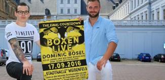 "17. September 2016 SES-Box-Gala in der ""Stadthalle"" Weißenfels"