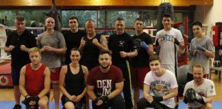Gruppenfoto - Boxteam Yoshi aus Düsseldorf