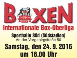 Oberliga Boxen: Colonia 06 muss gegen BT Rhein Neckar punkten