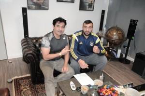 Erol Ceylan und Ali Eren Demirezen