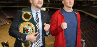 Marco Huck vs. Dmytro Kucher / Foto: HSP