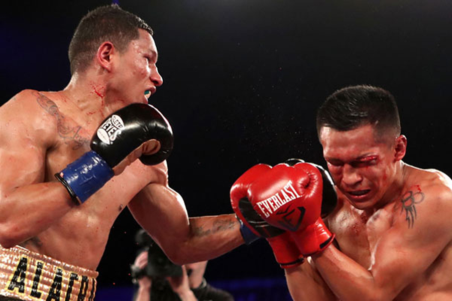 Berchelt vs Vargas