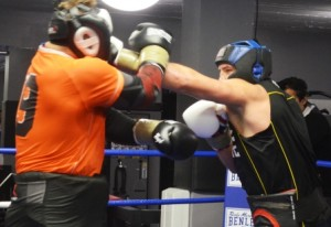 Hammer - Mazikin / Foto: EC Boxing