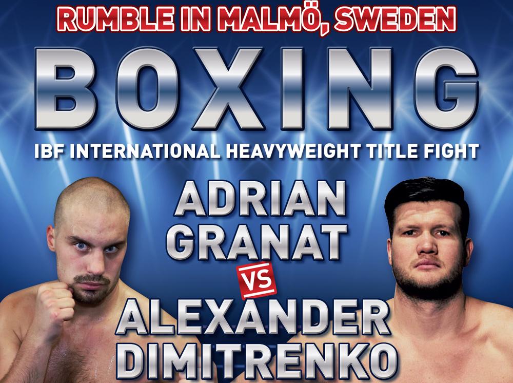 Granat vs Dimitrenko