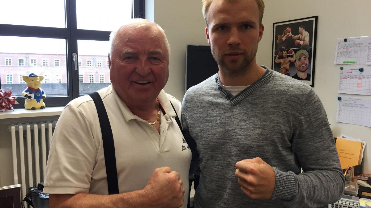 Ulli Wegner und Stefan Härtel (Foto: A-Z SPORTS Management)