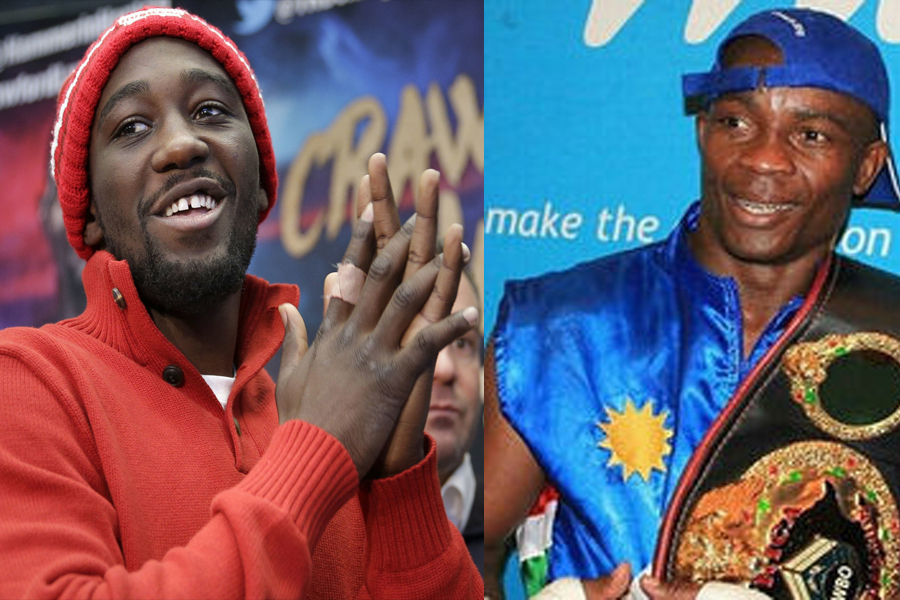 Crawford vs Ondongo