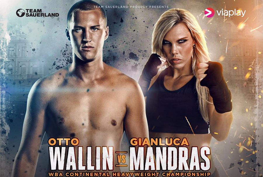 Otto Wallin gegen Gianluca Mandras