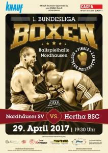 Plakat NSV Hertha