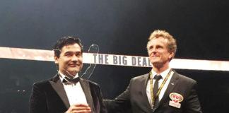 Erol Ceylan und Thomas Pütz / Foto: EC Boxing
