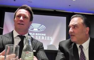 Kalle Sauerland und Richard Schäfer: Die Macher der World Boxing Super Series