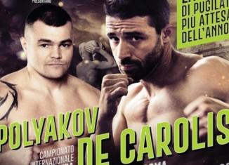 De Carolis vs. Polyakov