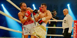 Deniz Ilbay am 18. November im Ring zurück
